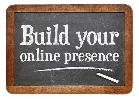 what is web presence