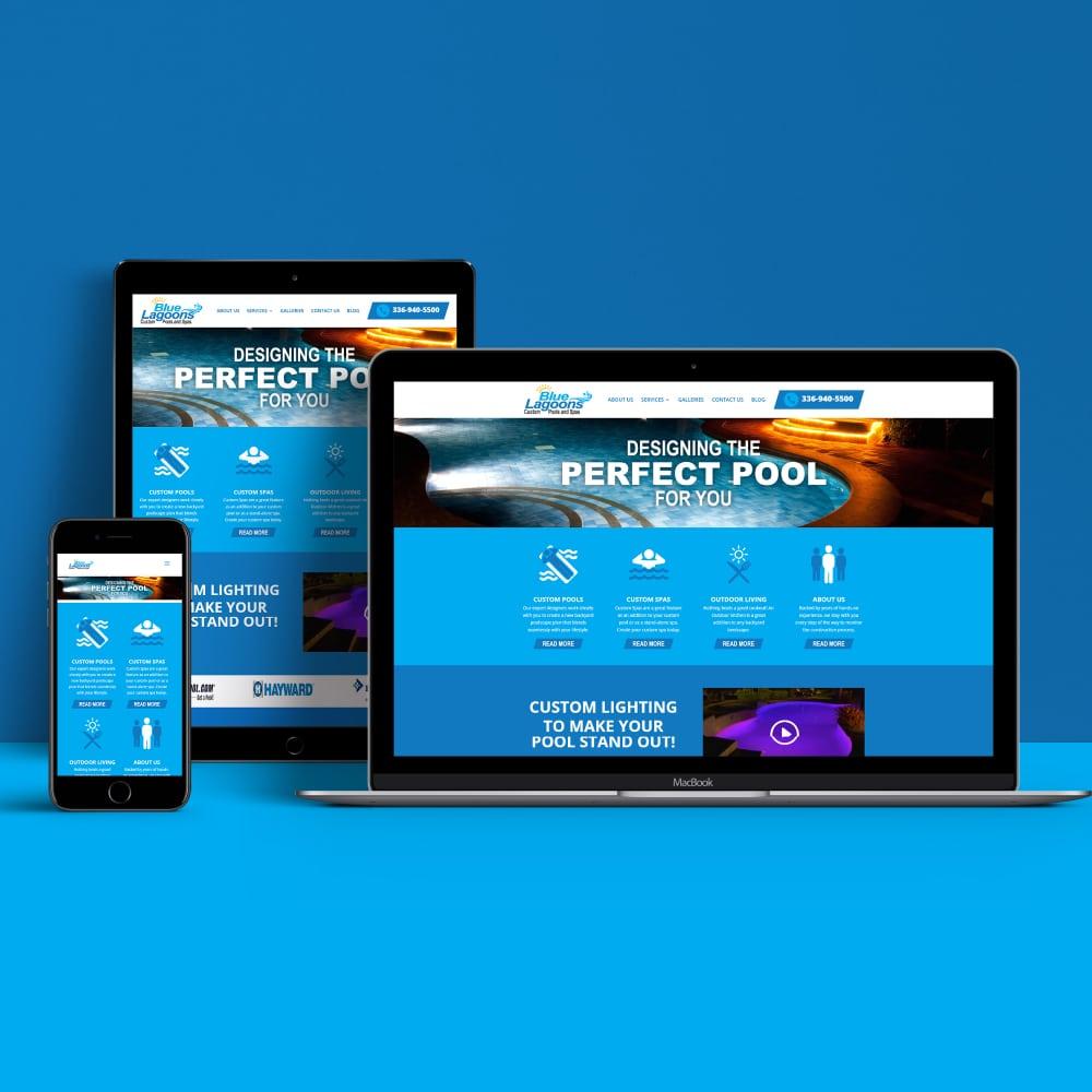 web design agency Raleigh