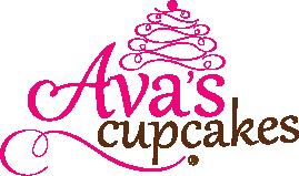 Ava's Cupcakes Logo