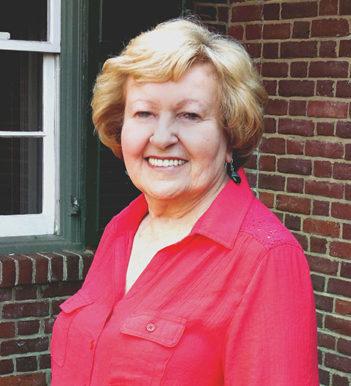 Carol Van Schaik
