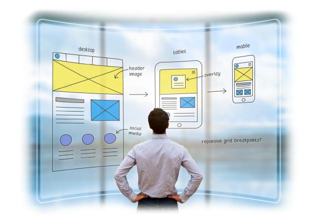 web presence strategy
